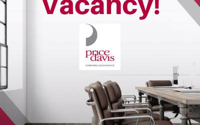 Accounts Manager Vacancy – Price Davis