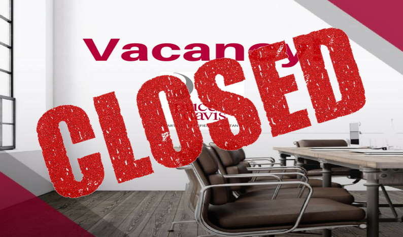 ***Position Closed*** Accounts Manager Vacancy – Price Davis
