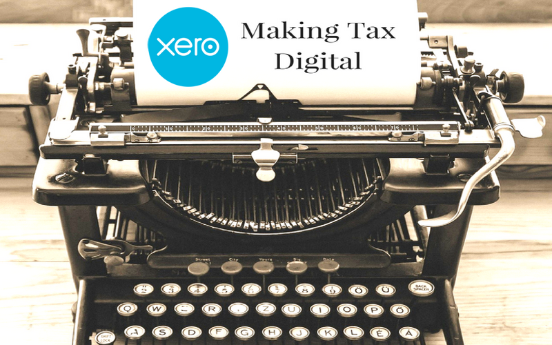 Making Tax Digital – Why Not Start Now?