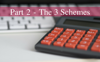VAT Explained – The 3 Alternative Schemes