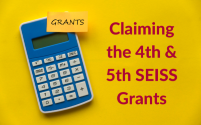Self-Employed Income Support Scheme – Claiming 4th and 5th Grants